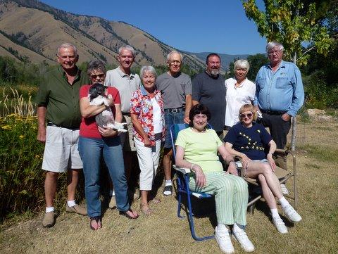 Good Sam RV Group Rally at Wagonhammer Campgrounds