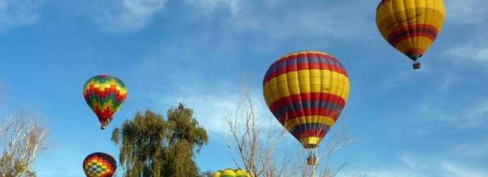 High Times At Lake Havasu City Balloon Fest Idaho