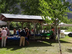 Foretravel Club events, Picnic, music