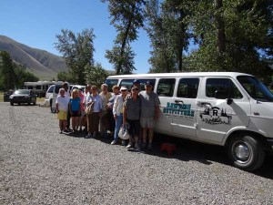 Historical tours Idaho, Wagonhammer Campgrounds