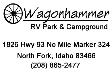 Wagonhammer Campground Address