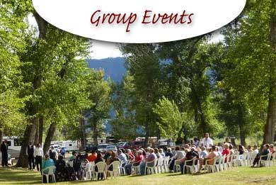 Group Camping Events