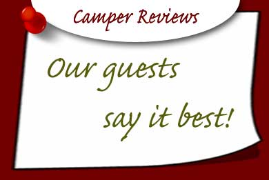RV Park Camper Reviews