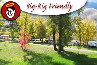 Big Rig Friendly Campground
