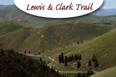 Lewis and Clark Historical Trails