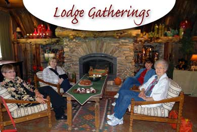 Wagonhammer RV Park Lodge Gatherings