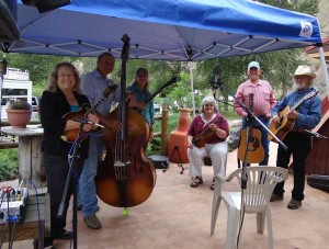 Salmon Valley Strings, Music Events Wagonhammer Campgrounds