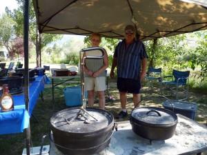 Dutch oven catering, Salmon Idaho