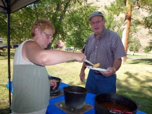 Good Sam Events, Catered dinners, Salmon Idaho
