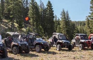 ATV Razor Mania at Wagonhammer