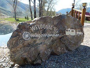 Welcome to Wagonhammer Campground