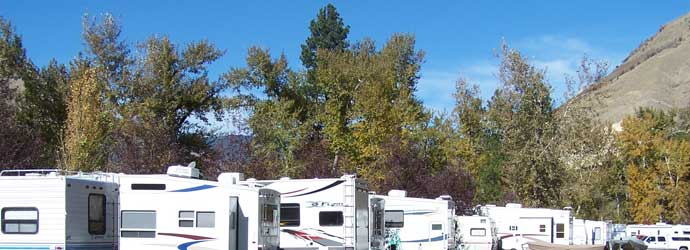 Wagonhammer RV Resort, Idaho