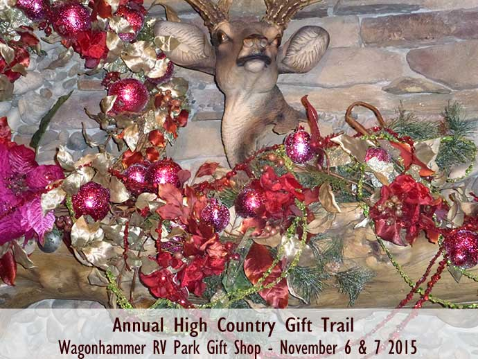 High Country Gift Trail, North Fork Idaho