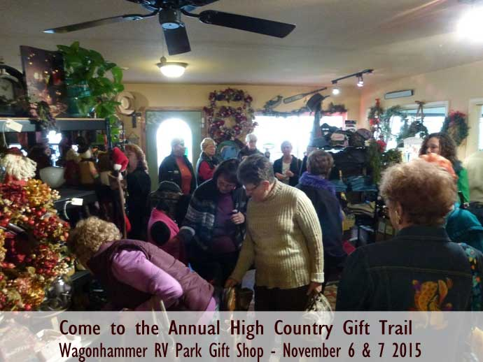 Favorite Shop on High Country Gift Trail