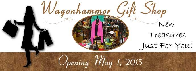 Idaho Gift Shops, Wagonhammer Gift Shop