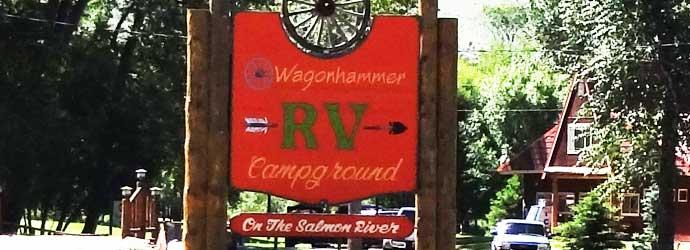 Motorhome Magazine, Wagonhammer Campground