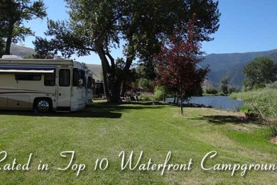 10 Best Waterfront Campgrounds