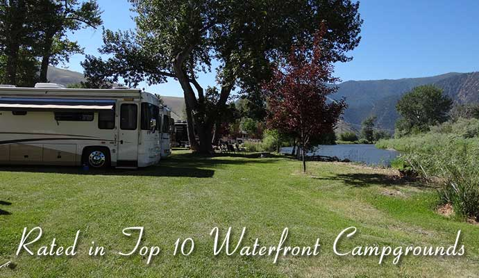 Top Rated Waterfront Campgrounds