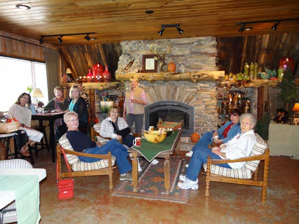 Socialize in Wagonhammer Lodge