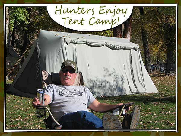 Hunters Tent Campgrounds