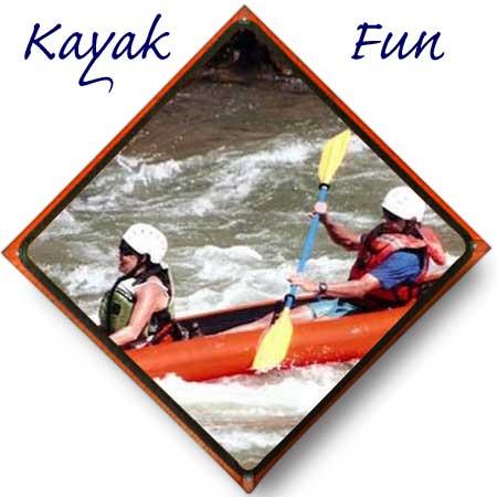 Kayaking in Idaho