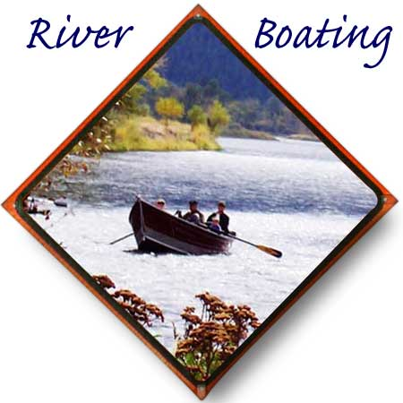 Boating on the Salmon River