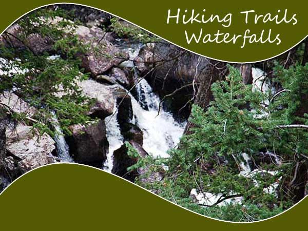 Hiking Trails Waterfalls